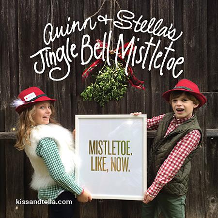Stella Wrubel, Quinn Graves And Their MistleCrew Want You To Kiss-Off Hunger With Jingle Bell ...