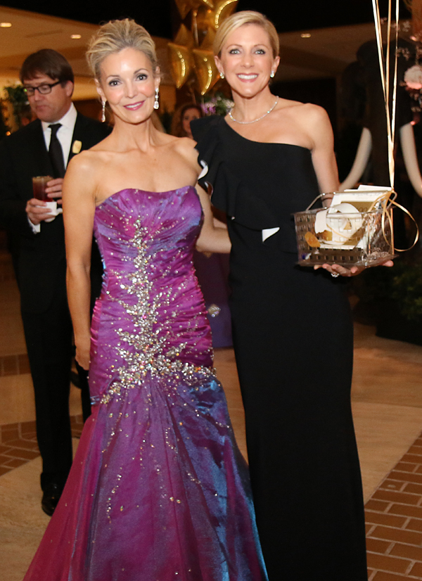Crystal Charity Ball S Quot Jewels Of The Garden Quot Was Filled