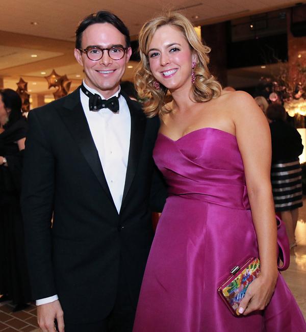 Preston Evans and Lauren Chapman