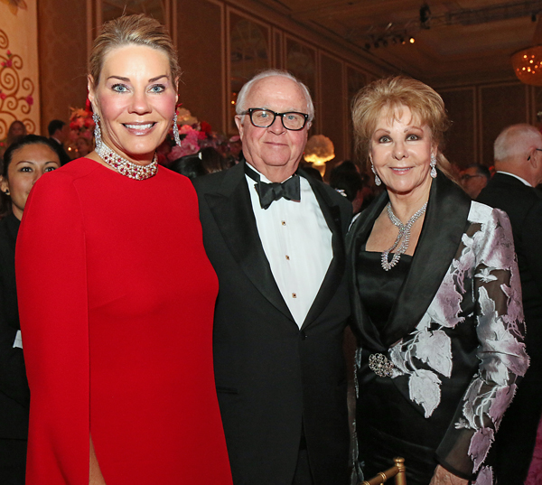 Kelli and Jerry Ford and Annette Simmons
