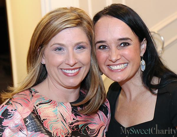 Cammie Heflin and Joanna Clark