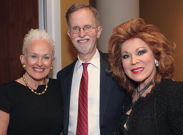 Barbara Daseke and Steve and Linda Ivy*