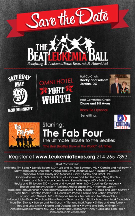 BEATLEukemia Ball