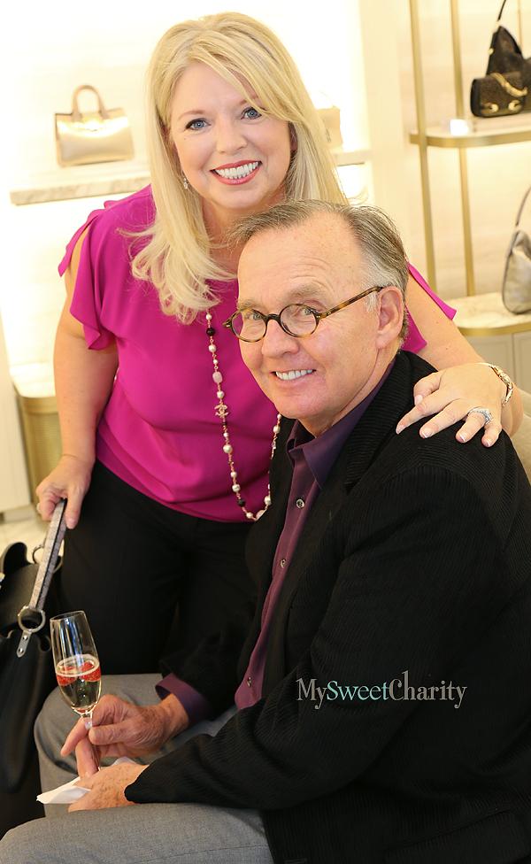 Jennifer and Doug Houser