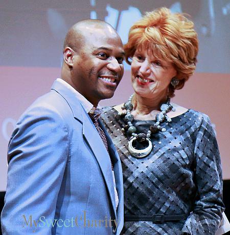 Arlington Jones and Donna Wilhelm