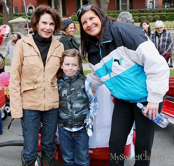 Margaret Tyrrell, Jackson Lewis and Melna Bourland