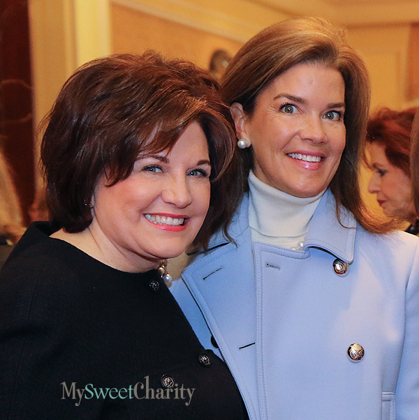 Lee Ann White and Lisa Troutt