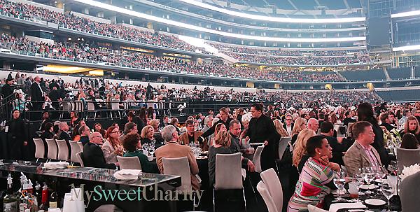 """""""Unite Forever Gala"""" inA&T Cowboys Stadium"""