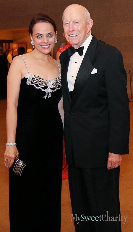 Aileen and Jack Pratt