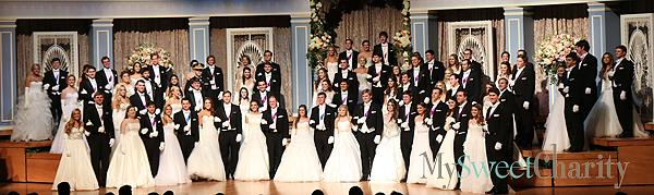 2015 Dallas Symphony Orchestra League Debutante Ball presentation