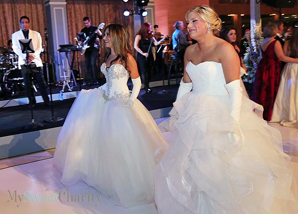 Arianna Allen and Ellie Allums