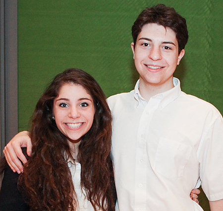 Carly Weisberg and Brent Weisberg*