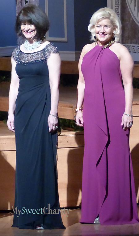 Sharon Ballew and Marena Gault