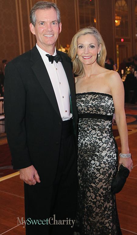 Key and Katherine Coker (File photo)