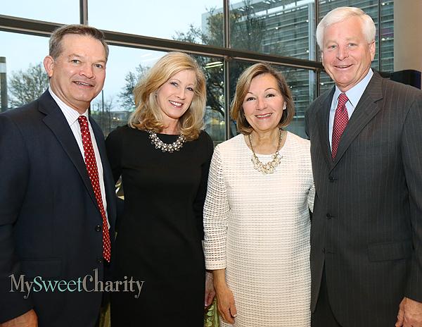 Richard and Kathy Holt and Joan and Alan Walne