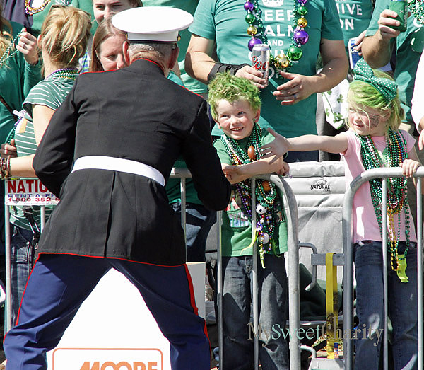 Greenville Avenue St. Patrick's Day Parade (File photo)