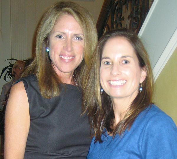 Christi Nicolas and Charlotte Legg*
