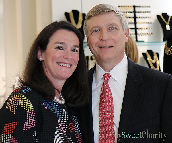 Leslie and Bryan Diers