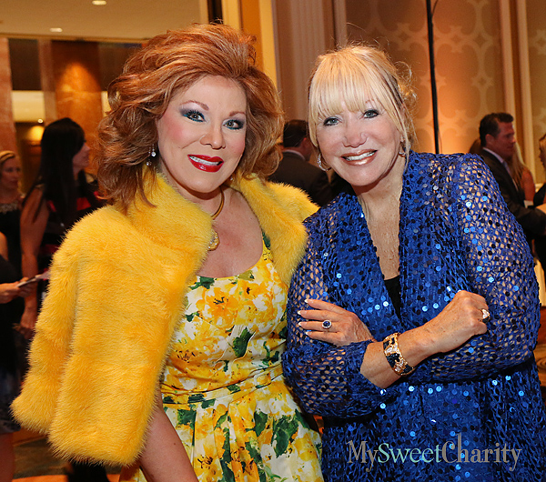 Linda Ivy and Suzanne Palmlund