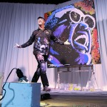 Heroes For Children Celebrates 10th Anniversary With Designer Handbags And Speed Painting