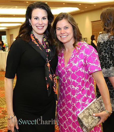 Rachel Trowbridge and Laura Siino