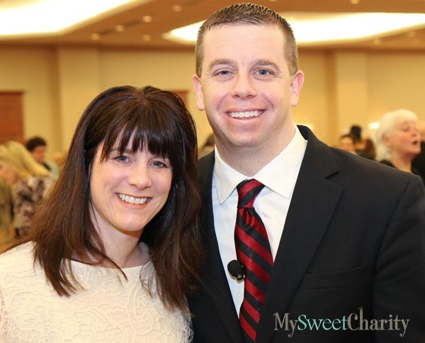 Shanna and Kevin Mulcahy