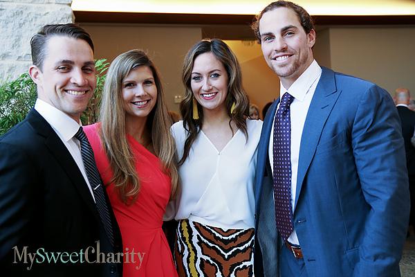 Kevin and Marybeth Conlon, Megan Somerville and Keith Conlon