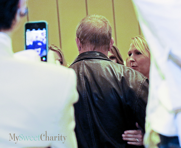 Academy Award-Winning Kevin Costner Flutters Hearts At New Friends New Life's Wings Luncheon