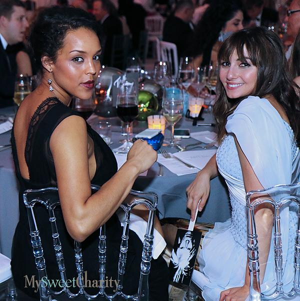 Jessica Nowitzki and Nasiba Hartland-Mackie