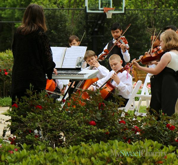 Kimberlin School musicians