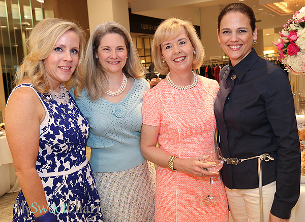 Leigh Anne Haugh, Kristina Whitcomb, Christie Carter and Angie Kadesky