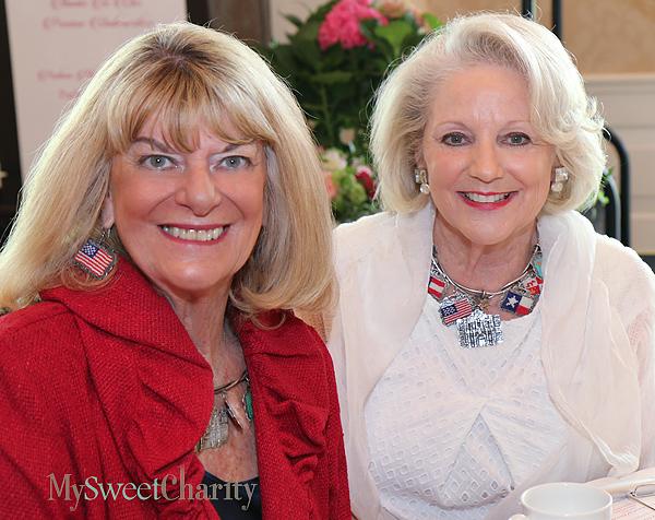 Susan Holman and Dianne Adleta