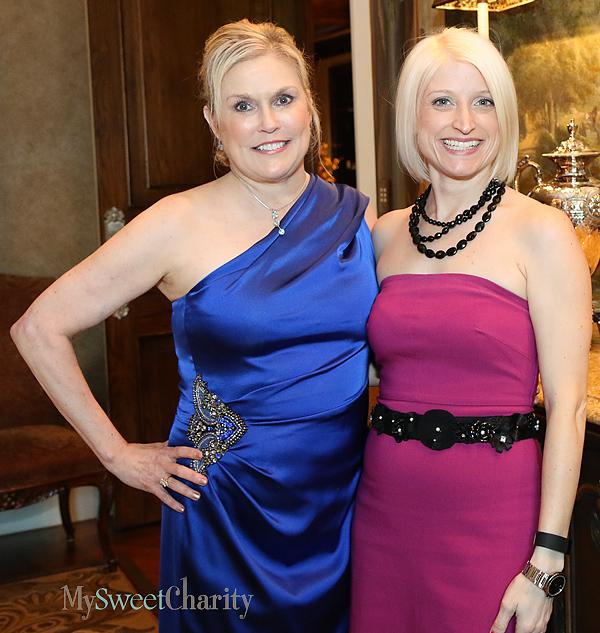 Susan Walker and Courtney Nall