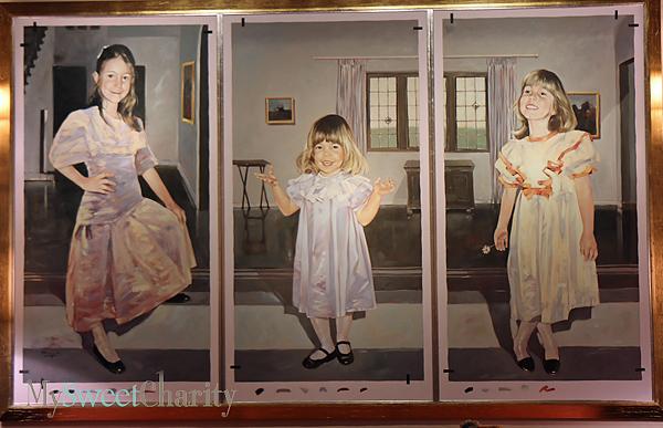 Panel of Penn daughters