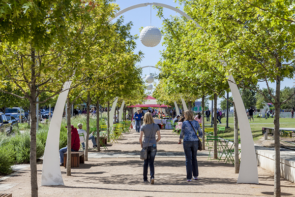 Cindy And Bill Ward Provide A $25,000 Match Offer To Raise Funds For Klyde Warren Park