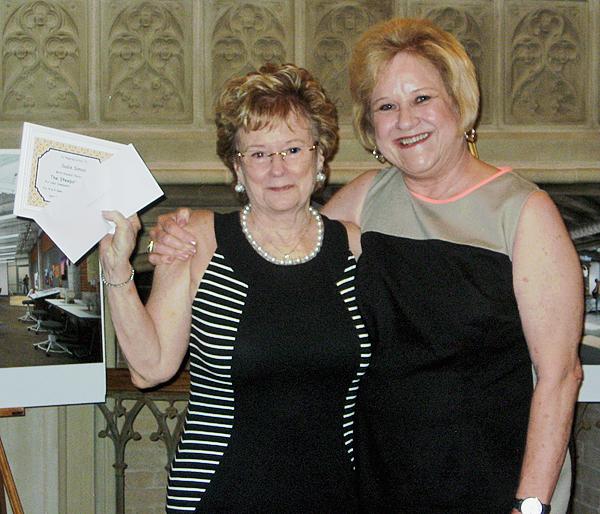 Susie Simon and Rosemary Robbins*