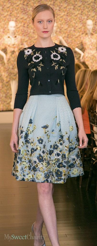 Carolina Herrera fashions