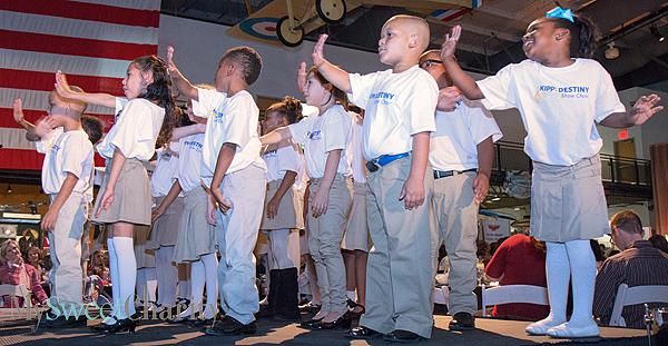 KIPP Destiny Elementary School Choir