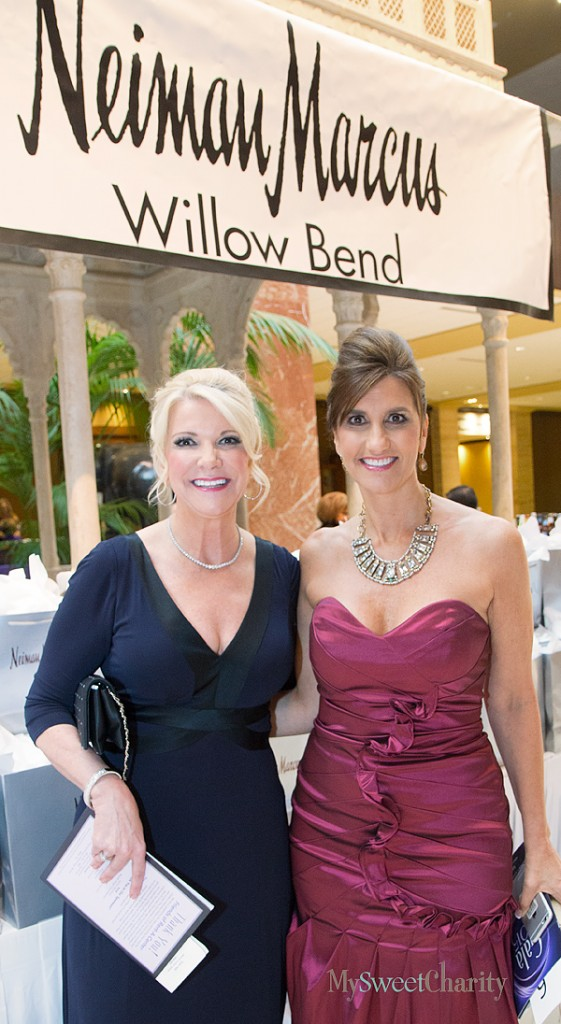 Carolyn Speese and Cathy Ramsey