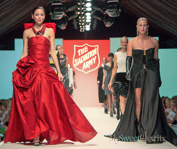 MySweetCharity Photo Gallery: Salvation Army Women's Auxiliary Fashion Show And Luncheon