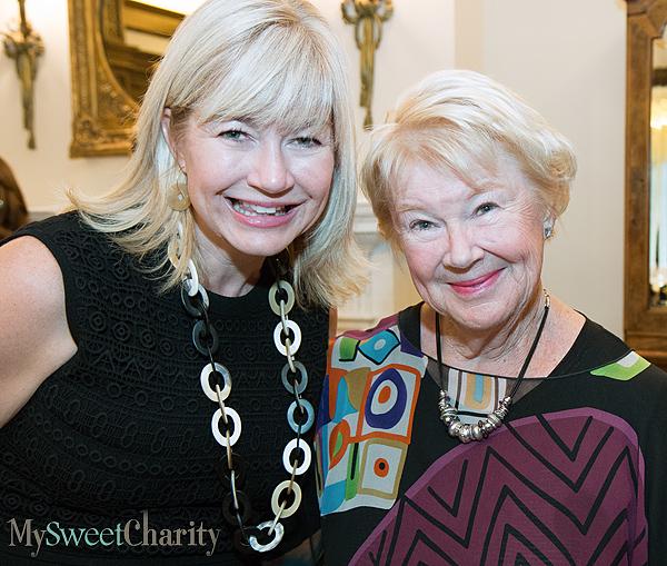 Ashlee Kleinert and Nancy Ann Hunt