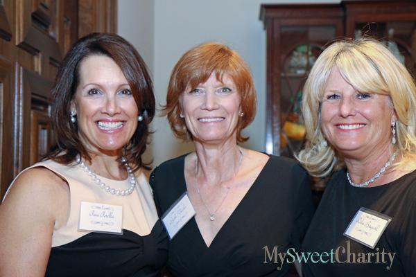 Pam Perella, Beth Thoele and Robin Bagwell