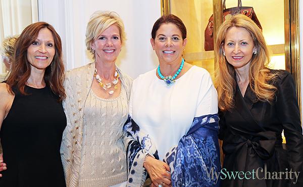 Stephanie Bray, Debbie Wilson, Mersina Stubbs and Lynn McBee