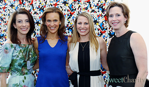 Cara Gravely French, Brooke Shelby, Susan  Glassmoyer and Laura Downing
