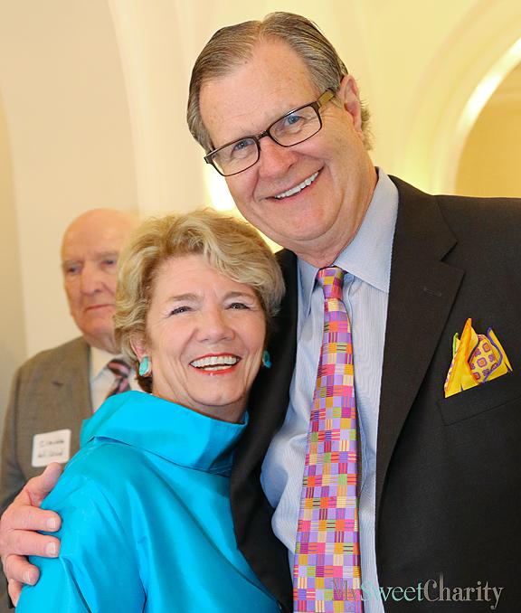 Emilynn Wilson and Larry Helm