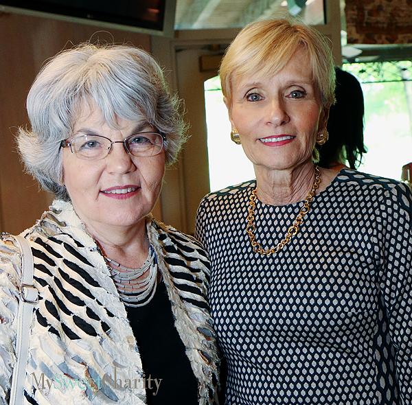 Robyn Flatt and Carol Seay