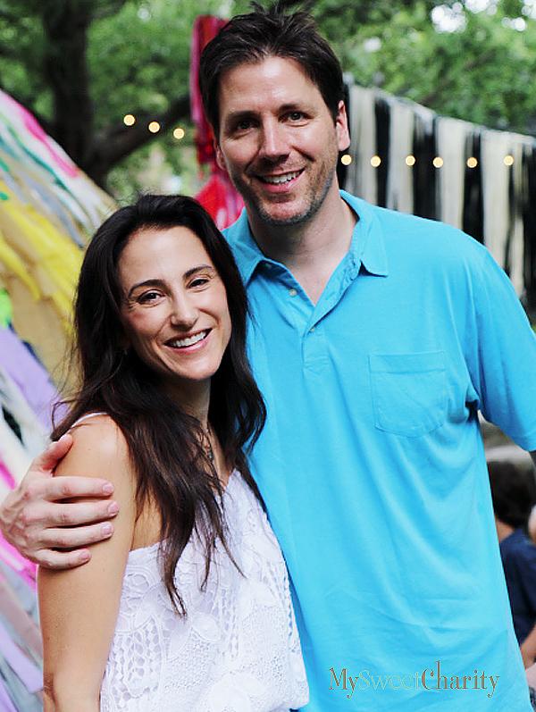 Courtney and Jeff Sinelli