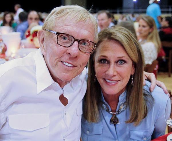 Steve and Barbara Durham**