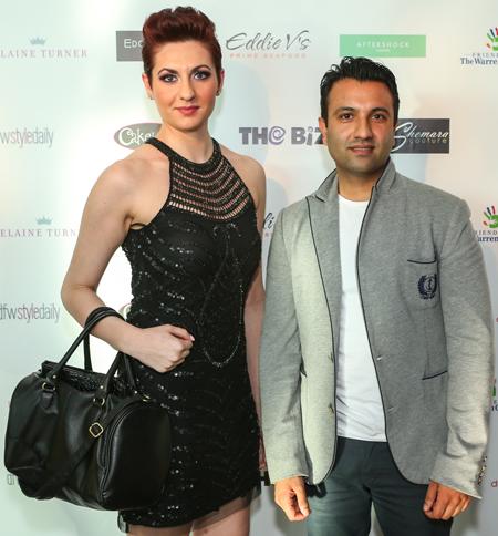 Taylormarie Davenport and Imran Sheikh*