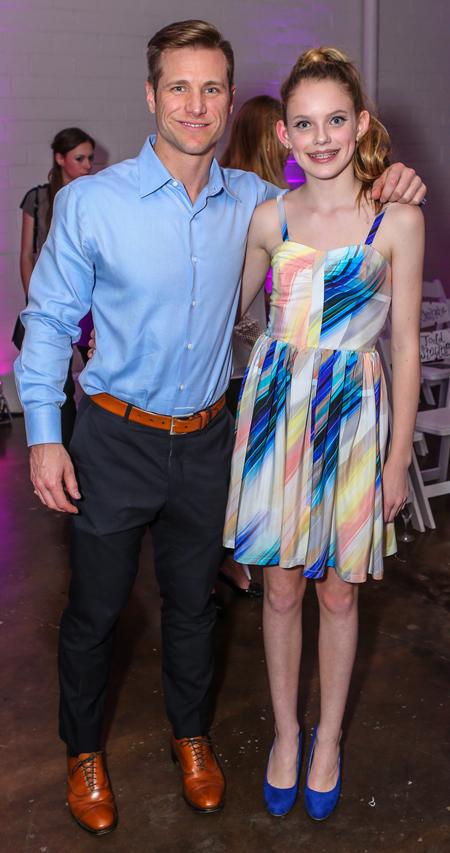Jake Pavelka and Sydney Null*